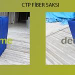 ctp fiber saksı